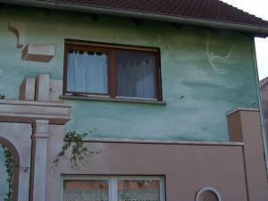 Wandmalerei Wohnhaus 2